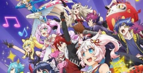 Show by Rock!! Stars!! Episode 10 English Subbed