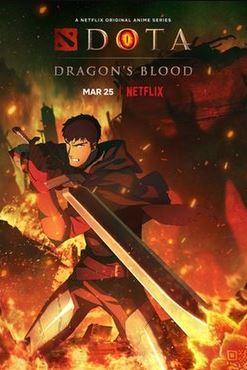 Dota: Dragon's Blood Episode 8 English Subbed