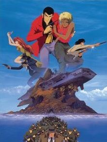 Lupin III: Dead or Alive Episode 1 English Subbed
