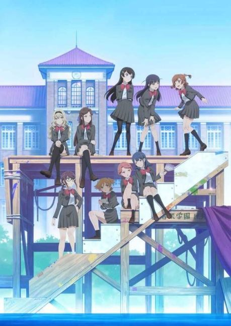 Shoujo Kageki Revue Starlight: Rondo Rondo Rondo Episode 1 English Subbed