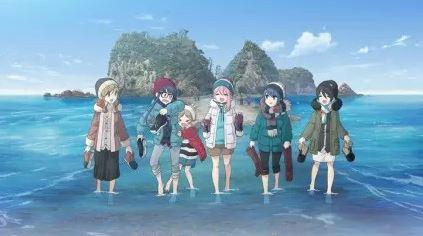 Yuru Camp Season 2 Episode 13 English Subbed