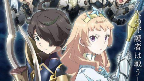 Seven Knights Revolution: Eiyuu no Keishousha Episode 12 English Subbed